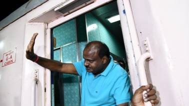Karnataka floor test LIVE updates: Ready to quit happily, had no intention to drag trust vote, says CM HD Kumaraswamy