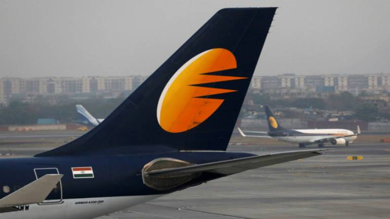 Jet Airways share price locked in 5% upper circuit - Moneycontrol.com thumbnail
