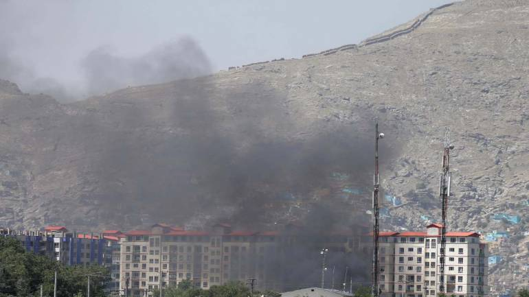 Toll rises to 16 dead, more than 100 wounded in Kabul blast: Official