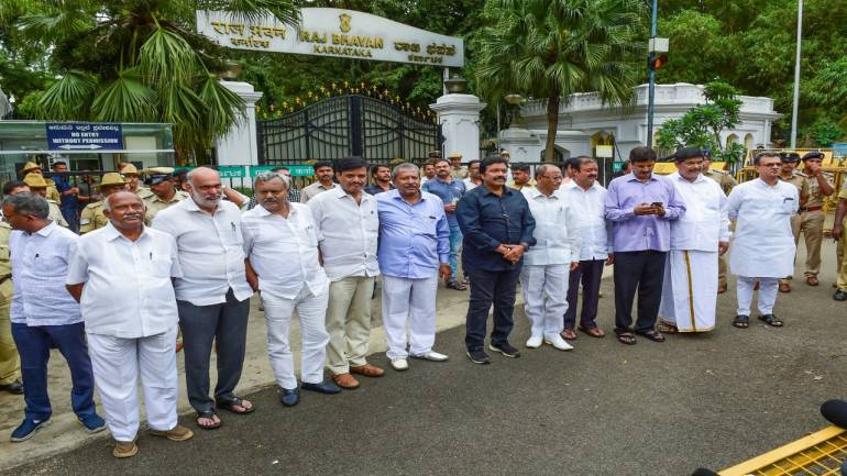 Karnataka political crisis: Section 144 imposed in Bengaluru - here's all  you need to know