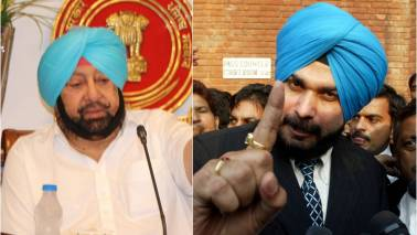 Amarinder Singh yet to decide on Navjot Sidhu's resignation