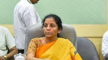 FM Sitharaman says corporate tax for cos to be cut gradually