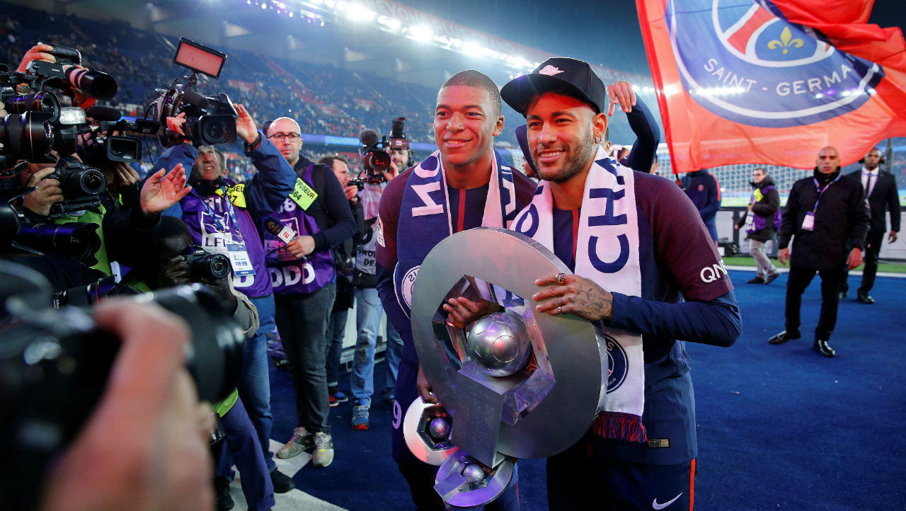 No.8 | Paris Saint-Germain F.C. | Brand Value: $ 1,025 million | Partner Brands: QNB,Nike (Kit Sponsor), Renault, Nivea Men, BOSS (Image: Reuters)