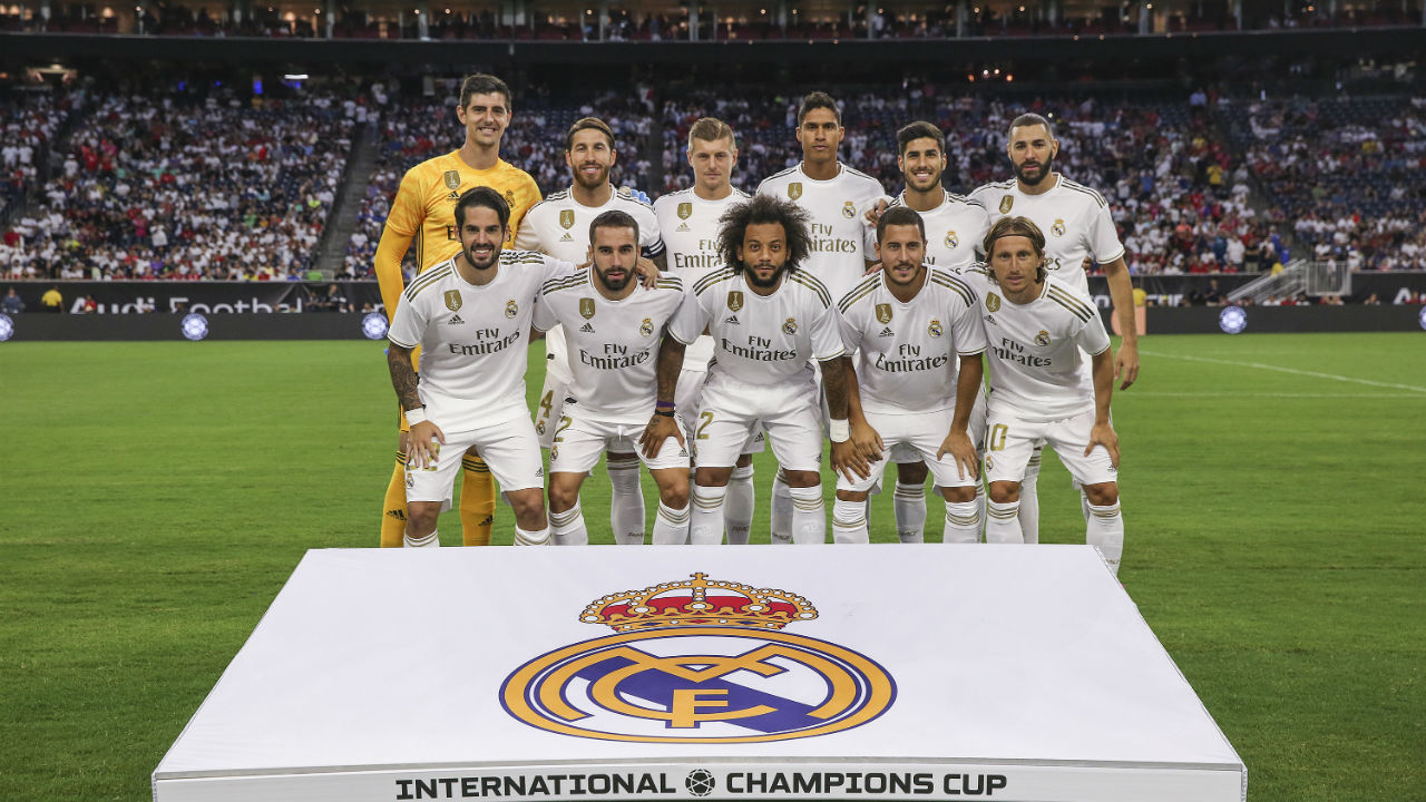No.1 | Real Madrid CF | Brand Value: $1,846 million | Partner Brands: Emirates, Addidas (Kit Sponsor), Audi, EA Sports (Image: Reuters)