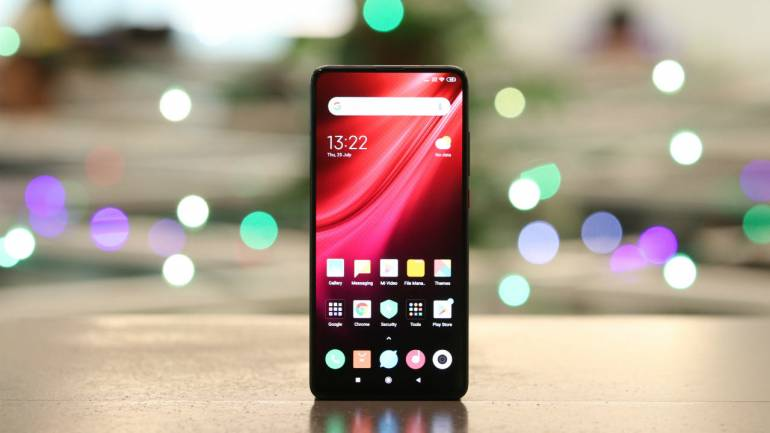 Image result for redmi k30 LAUNCH
