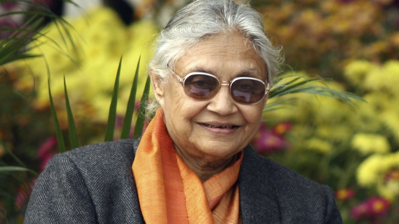 Sheila Dikshit passes away: The former Delhi Chief Minister and Congress leader's life in pictures