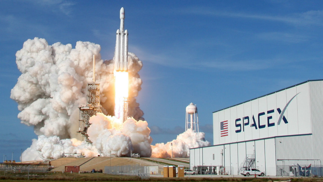 Elon Musk's Space Exploration Technologies Corp or Space X has named its Moon Mission Dear Moon. Dear Moon is a Space tourism project. The project is planned for 2023. (Image: Reuters)