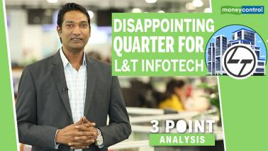 3-Point Analysis| L&T Infotech Q1 review