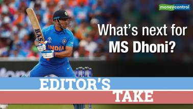 Editor's Take | What's next for MS Dhoni?