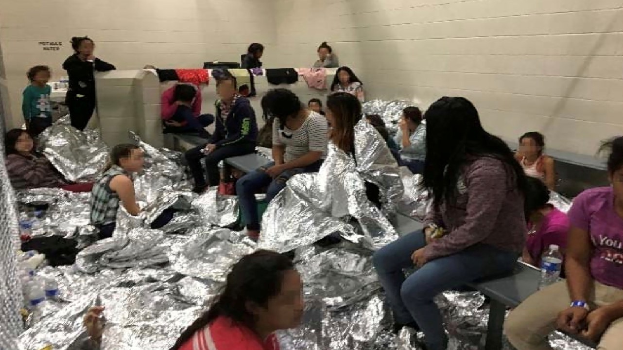 Some said they had been held for 50 days, some separated from children, denied showers for up to 15 days and in some cases, medication, Castro tweeted. According to Democratic US Representative Alexandria Ocasio-Cortez, women were told to drink out of a toilet. (Image: Reuters)