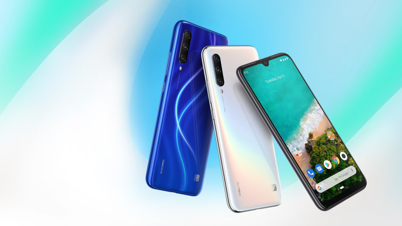 Xiaomi Mi A3 | At just Rs 12,999, the Mi A3 is an absolute steal. The triple-camera setup features a 48-megapixel primary sensor as well as depth and ultra-wide lenses. The Mi A3 also gets a Qualcomm Snapdragon 665 chipset, up to 6GB of RAM and up to 128GB of storage. Xiaomi's latest Android one phone also gets an HD+ AMOLED panel and a 4,030 mAh battery capacity. (Image: Xiaomi)