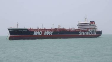 India in touch with Iran to secure release of Indians aboard British-flagged ship