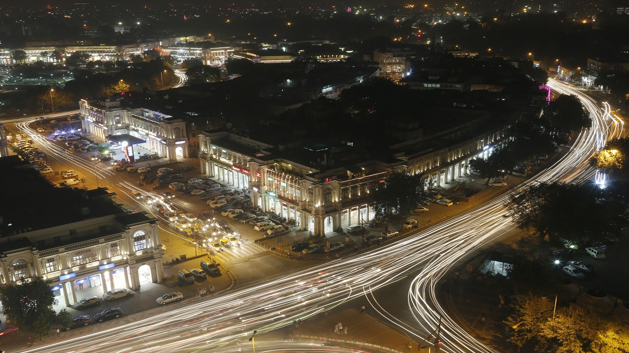 No. 9   Also known as CP it is literally in the centre of India's capital which is a bustling location for businesses. The cost of office spaces go around Rs 9841.86 per square feet here. (Image Source: Reuters)