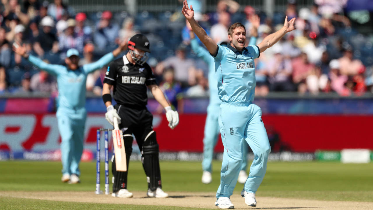 England 305-8 beat New Zealand 186-all out by 119 runs | New Zealand's poor run of form continued as they were handed their third successive defeat at the tournament at the hands of England. Jonny Bairstow's 106 off 99 balls after an explosive opening partnership with Jason Roy powered England to 305. New Zealand were then quickly reduced to 69/4 and folded with just 186 runs as England ran riot. (Image: Reuters)