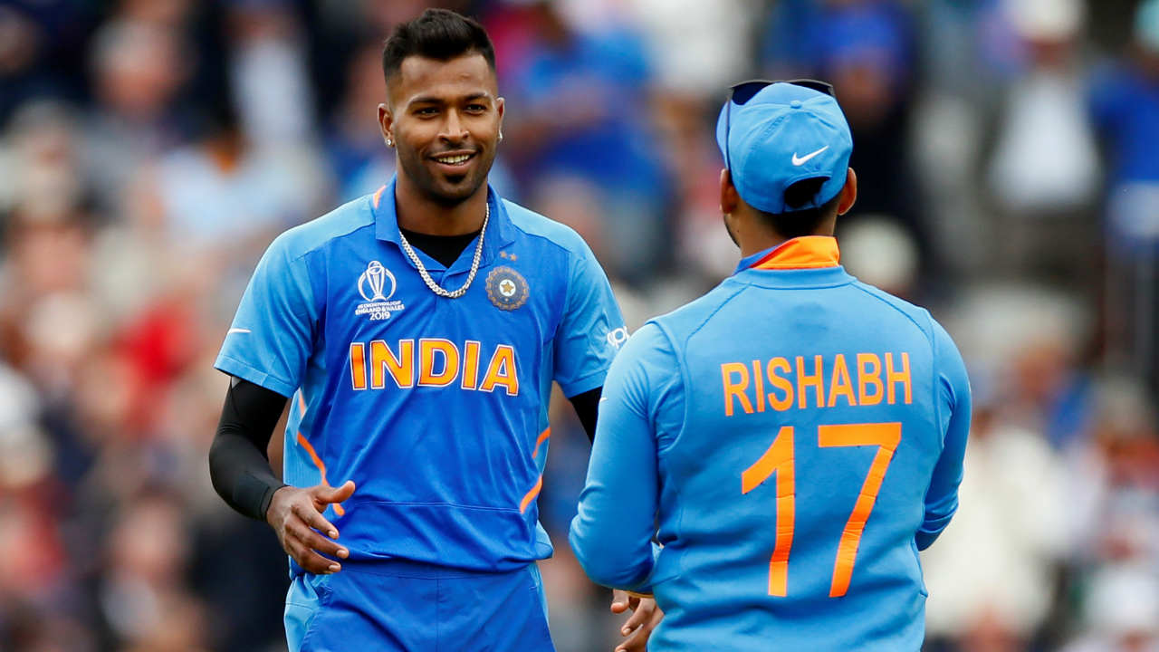 New Zealand all-rounder James Neesham scored 12 off 18 deliveries before Hardik Pandya dismissed him in the 41st over. New Zealand were 162/4. (Image: Reuters)