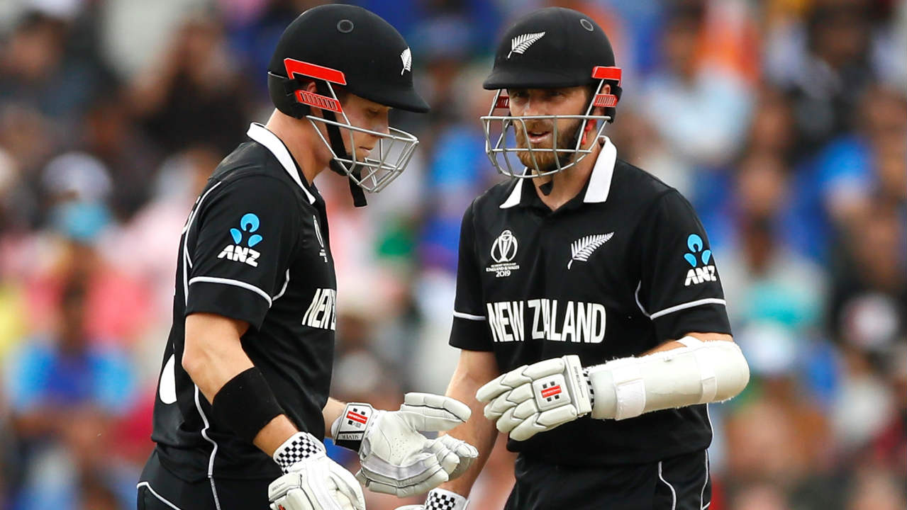 After that shaky start, Williamson along with Henry Nicholls steadied the New Zealand innings adding 68 runs from the next 89 balls. (Image: Reuters)