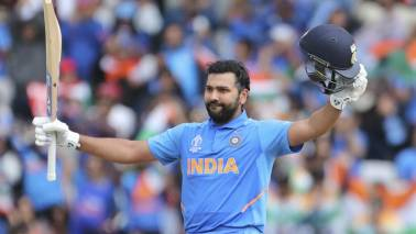 India vs Sri Lanka, World Cup 2019: Rohit smashes record fifth ton as IND win by 7 wickets against SL