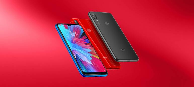 Xiaomi introduces a new 6GB + 64GB variant of the Redmi Note 7 Pro in India