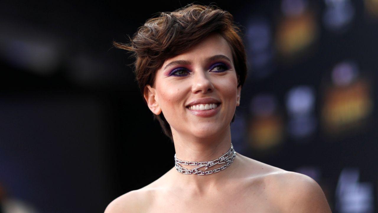1| Scarlett Johansson | Earnings: $56 million (Image: Reuters)