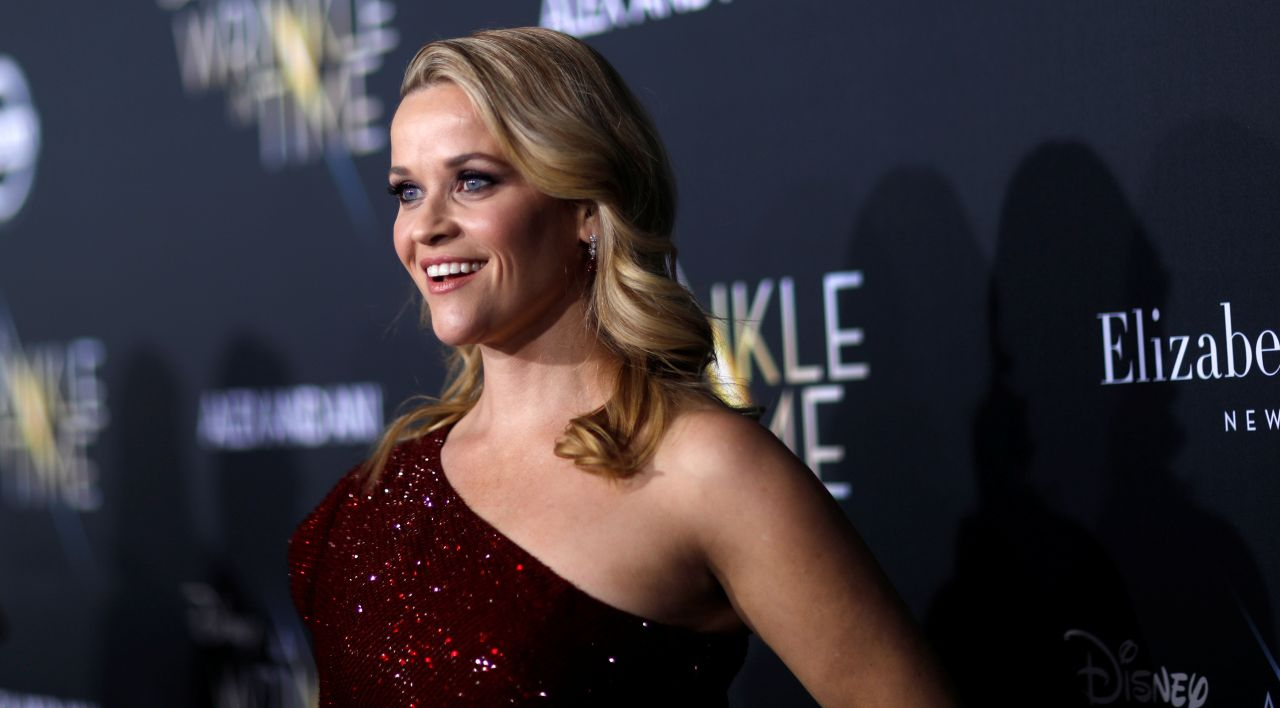 3| Reese Witherspoon | Earnings: $35 million (Image: Reuters)