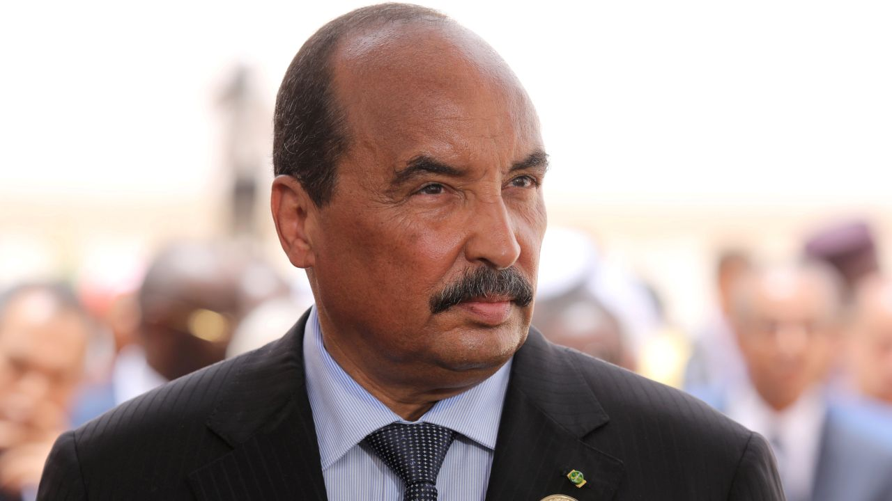 8| Mohamed Ould Abdel Aziz- President of Mauritania | Annual salary: $330,000 (Image: Reuters)