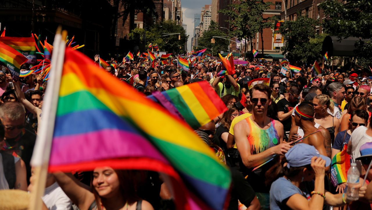 Answer: June is the Pride month and it is aimed at the LGBTQ community. The new collection includes specially designed gold and silver pendants named Trans Hearty, G-Rex and Less More. (Image: Reuters)