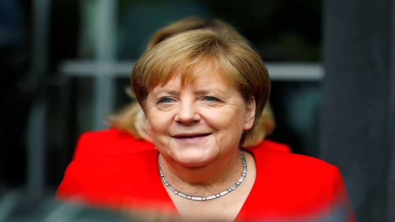 Angela Merkel: No need for fiscal stimulus package right now