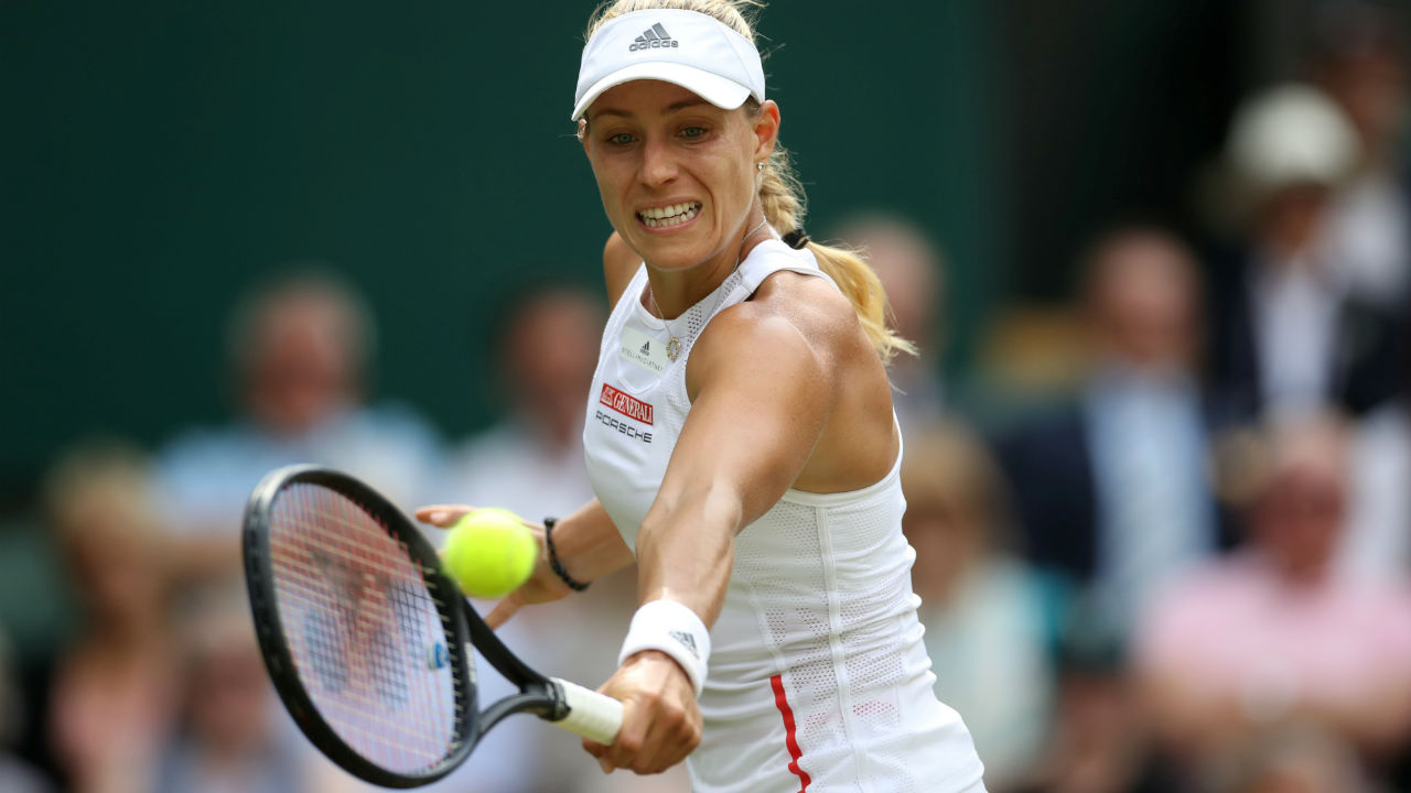 No.3 | Angelique Kerber | Sport: Tennis | Country: Germany | Earnings: $11.8 million (Image: Reuters)