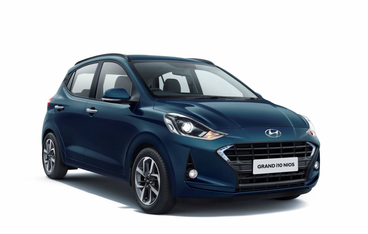 Hyundai opened bookings of the Grand i10 Nios on August 7 across all its dealerships. Consumers were able to book the hatchback after payment of Rs 11,000. India gets the new car ahead of its European debut. (Image: Hyundai)