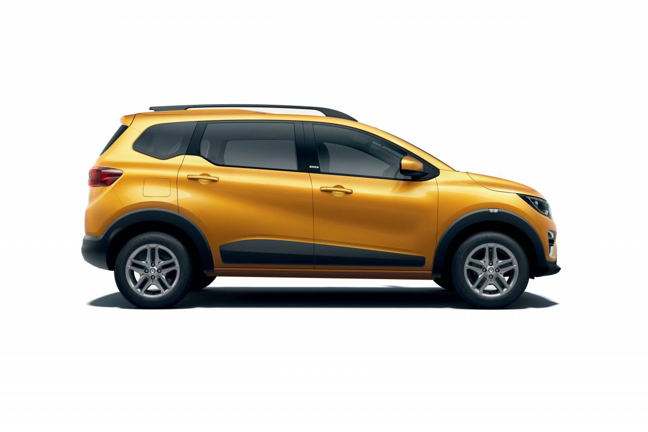 Despatches of Triber began two weeks ago to Renault's 350+ dealerships across India. The Triber has been conceived, developed and produced in India for Indian customers first before it is taken globally (Image Renault)