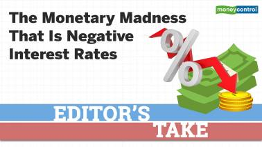 Editor's Take | Negative interest rates