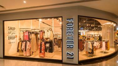 Here's why Forever 21 and its ilk are staring down the barrel