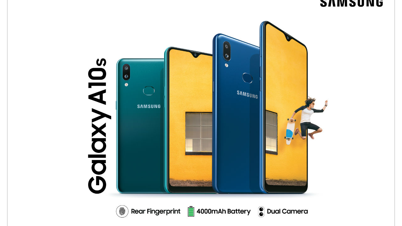 Galaxy A10s | The Samsung Galaxy A series was a significant hit in Indian smartphone markets. The South Korean smartphone maker launched another variant of its budget A10 to compete with Chinese players like Xiaomi and Redmi. The Galaxy A10s improves on the Galaxy A10 with improvements in camera and battery, while chipset of the A10s has not been confirmed yet.