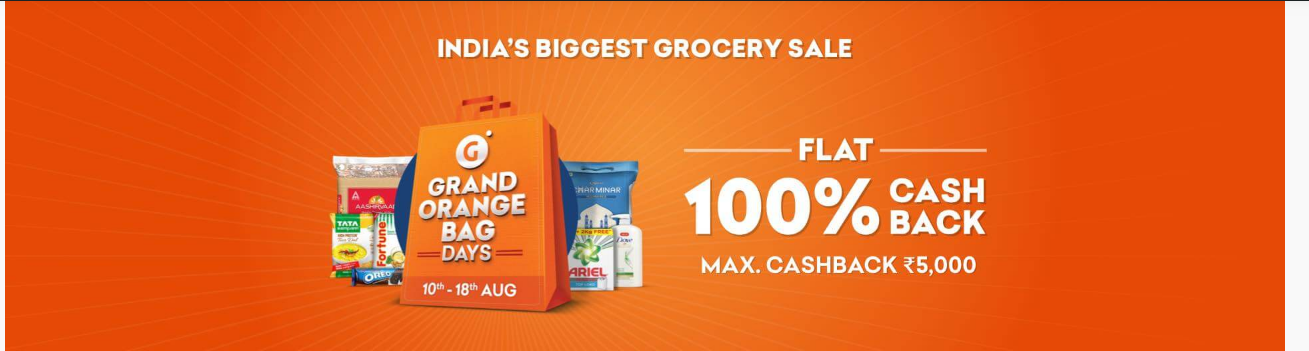 Grofers Independence
