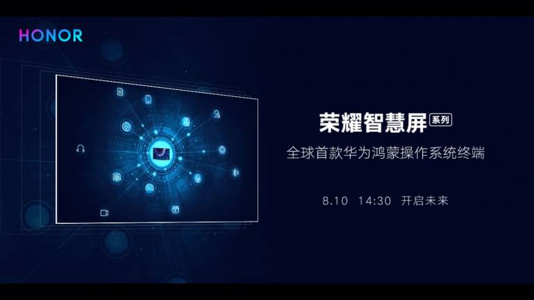 Honor Smart Screen TV with motorised camera receives over 100,000  reservations before its launch