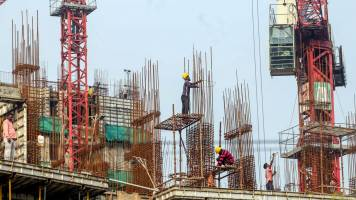 360 infra projects show cost overruns of Rs 3.88 lakh crore
