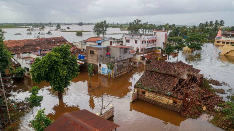 Flood toll over 200 in 4 states, rescue ops intensify; 14 die in rain-related incidents elsewhere