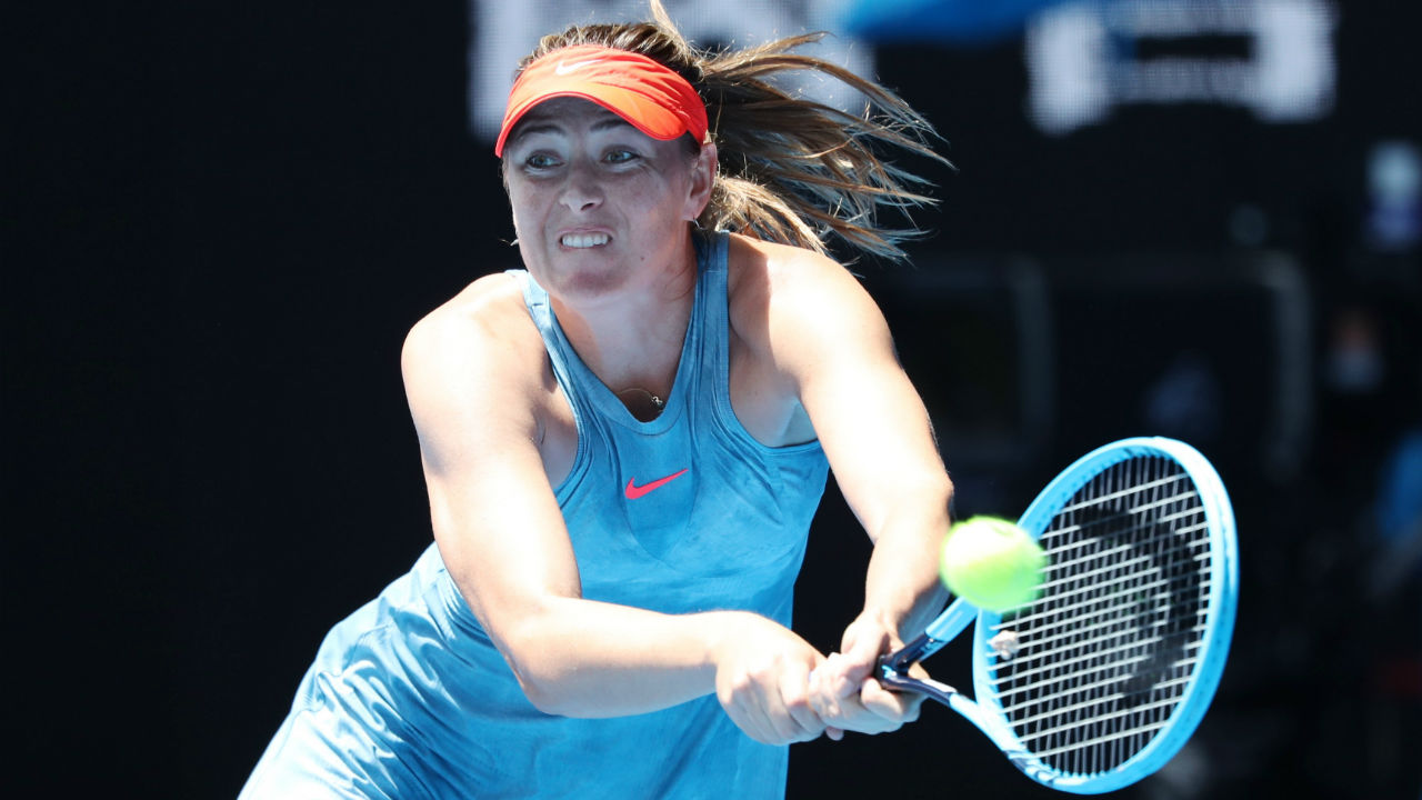 No.7 | Maria Sharapova | Sport: Tennis | Country: Russian | Earnings: $ 7 million (Image: Reuters)