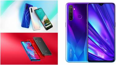 Mi A3 vs Realme 5 Pro vs Redmi Note 7 Pro: Specifications, Price, Features Comparison