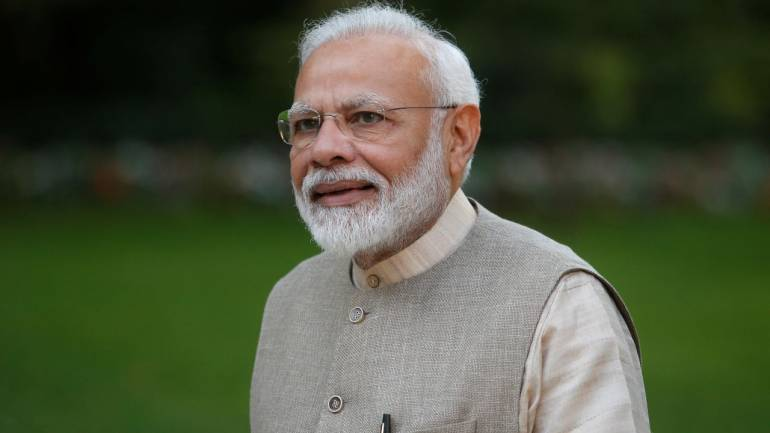 Image result for Global Goal Keeper Award' Given To PM Modi Today