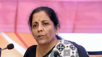 India's aim of being a $5 trillion economy 'challenging' but 'realisable': FM Nirmala Sitharaman