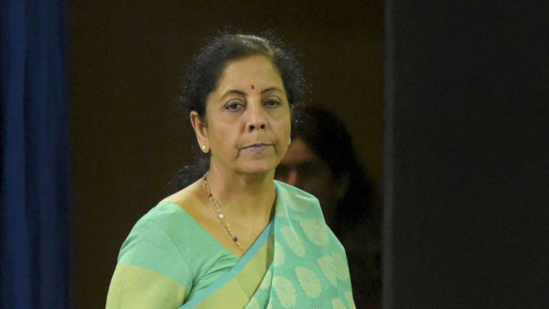 Nirmala Sitharaman may announce sector-specific solutions on Sept 14; realty, export in focus - Moneycontrol.com thumbnail