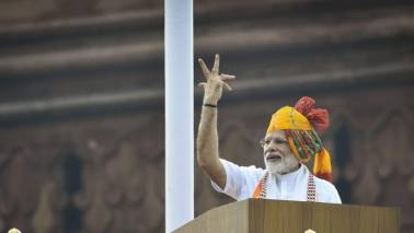 Haryana Assembly Election: PM Modi  targets 'crumbling' Oppn over Article 370, says BJP has strong team and captain