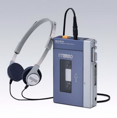 Q12. More than just a cool prop, the TPS-L2 is part of history. That particular Walkman was the first portable personal cassette player ever released, according to Sony. It retailed for a whopping $200 (about $589 in today's dollars).The TPS-L2 went on sale July 1, 1979, in Japan and then in June the following year in the US, according to walkman-archive.com. Finding the Walkman is the easy part — locating the classic orange MDR-3L2 headphones is the trick. For the moment, there isn't a single solo orange pair listed on Ebay. Still, there are plenty of complete sets up for auction. What evoked a major interest in this product circa 2017?