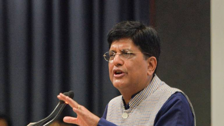 Piyush Goyal to address traders on domestic trade, e-commerce on Jan 27