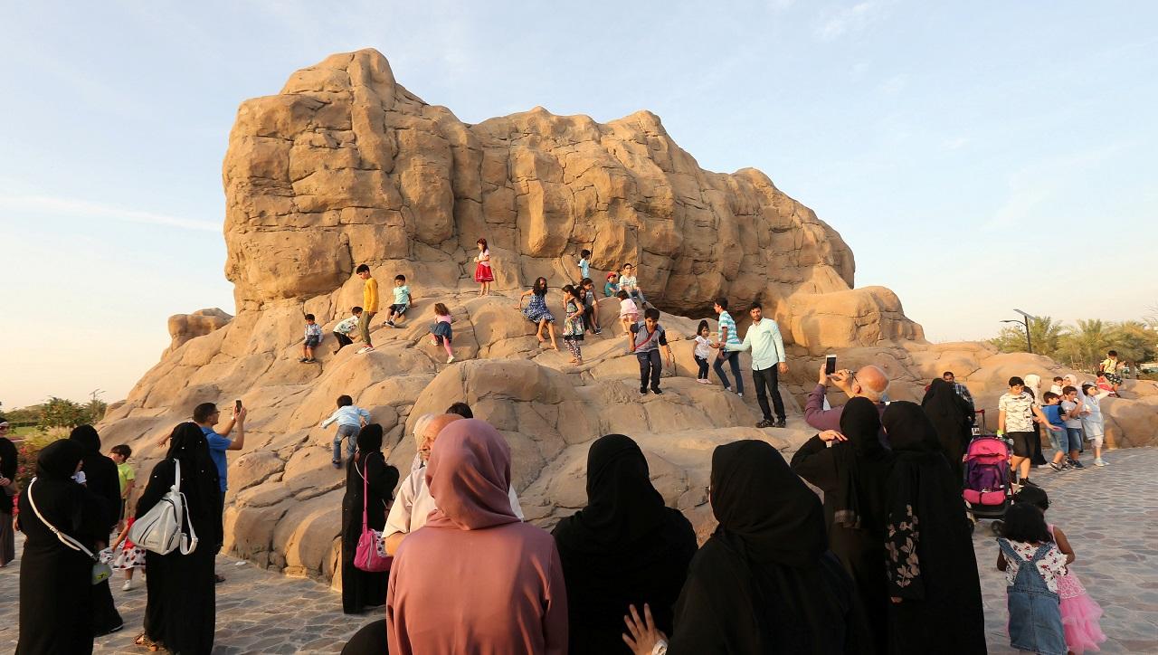 Quranic Park | Dubai, UAE (Image: Reuters)