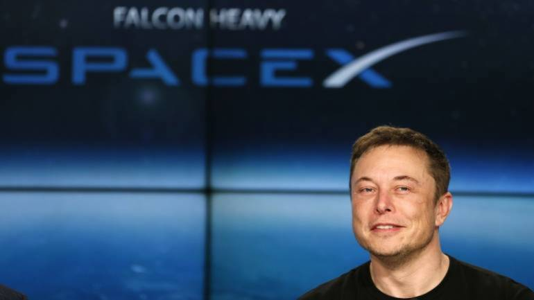SpaceX CEO Elon Musk talks about nuking Mars again