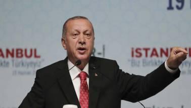 Recep Tayyip Erdogan hosts Vladimir Putin, Hassan Rouhani for Syria summit