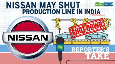 Nissan may shut production line in India