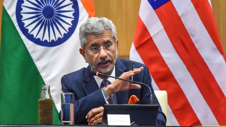 Jaishankar holds talks with Russian counterpart
